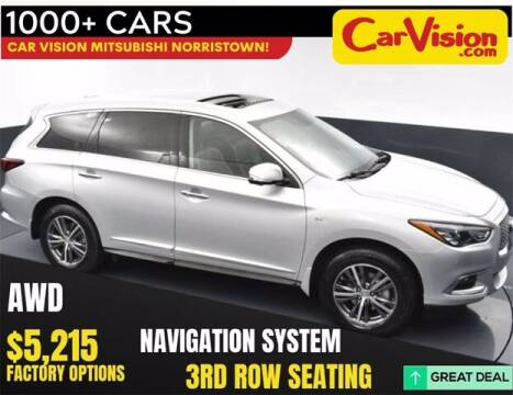 2018 Infiniti QX60 for sale at Car Vision Buying Center in Norristown PA