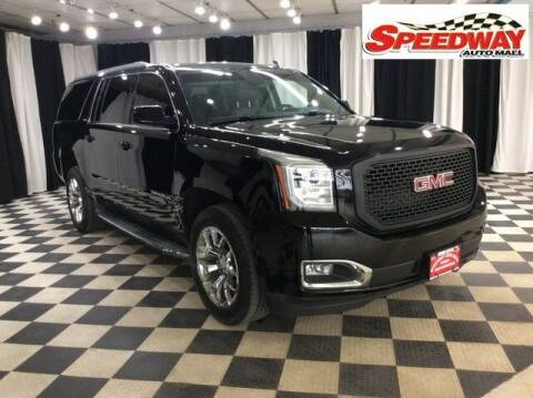 2015 GMC Yukon XL for sale at SPEEDWAY AUTO MALL INC in Machesney Park IL