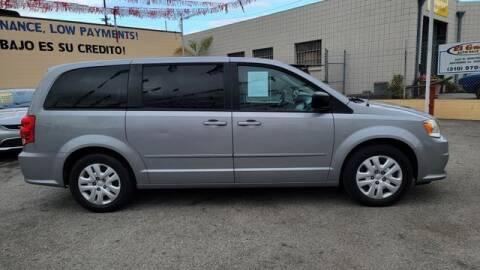 2014 Dodge Grand Caravan for sale at El Guero Auto Sale in Hawthorne CA