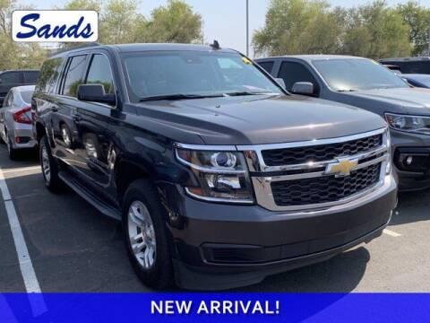 2015 Chevrolet Suburban for sale at Sands Chevrolet in Surprise AZ