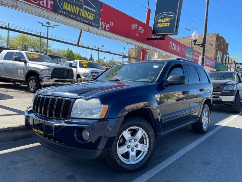 2005 Jeep Grand Cherokee for sale at Manny Trucks in Chicago IL