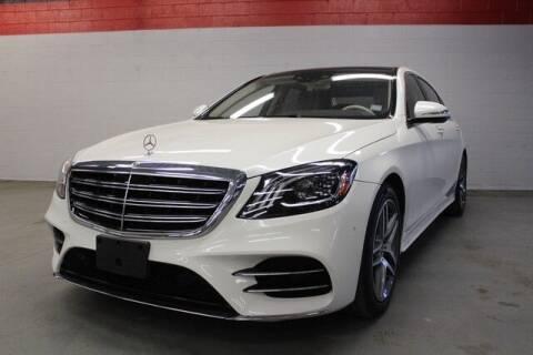 2018 Mercedes-Benz S-Class for sale at Road Runner Auto Sales WAYNE in Wayne MI