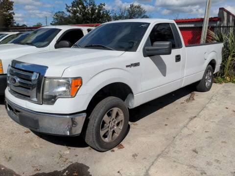 2012 Ford F-150 for sale at SUNRISE AUTO SALES in Gainesville FL