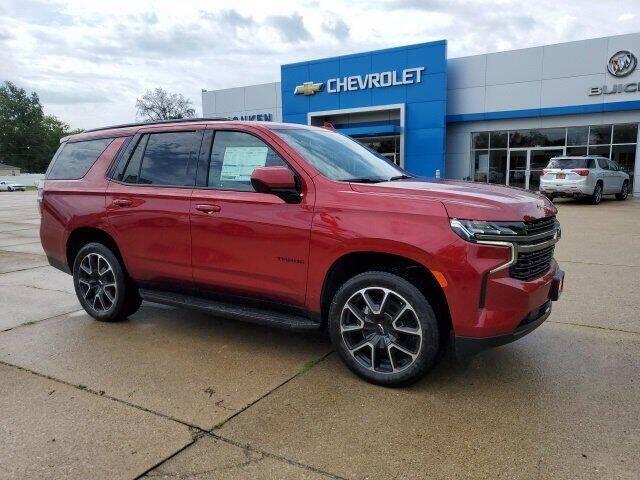 2021 Chevrolet Tahoe for sale in Centralia, IL
