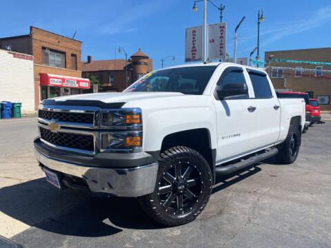 2015 Chevrolet Silverado 1500 for sale at Latino Motors in Aurora IL