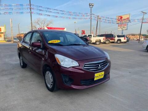 2017 Mitsubishi Mirage G4 for sale at Russell Smith Auto in Fort Worth TX