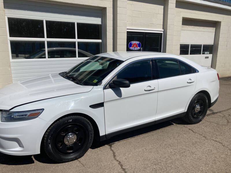 2013 Ford Taurus for sale at Ogden Auto Sales LLC in Spencerport NY