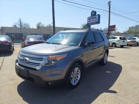 2013 Ford Explorer for sale at Suzuki of Tulsa - Global car Sales in Tulsa OK