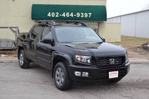 2014 Honda Ridgeline for sale at Eastep's Wheels in Lincoln NE