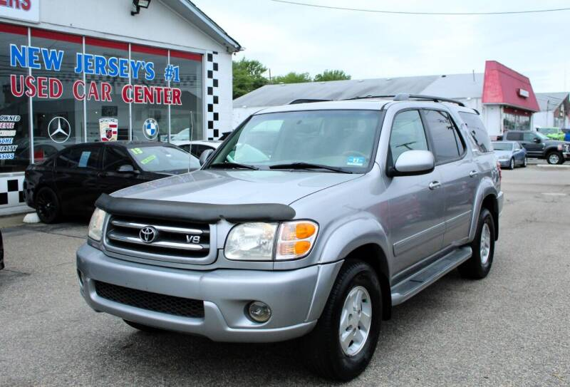 2002 Toyota Sequoia for sale at Auto Headquarters in Lakewood NJ
