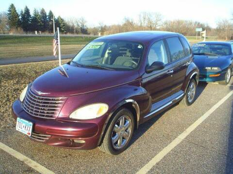 2003 Chrysler PT Cruiser for sale at Dales Auto Sales in Hutchinson MN