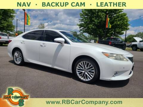 2015 Lexus ES 350 for sale at R & B Car Company in South Bend IN
