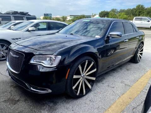 2016 Chrysler 300 for sale at Lot Dealz in Rockledge FL