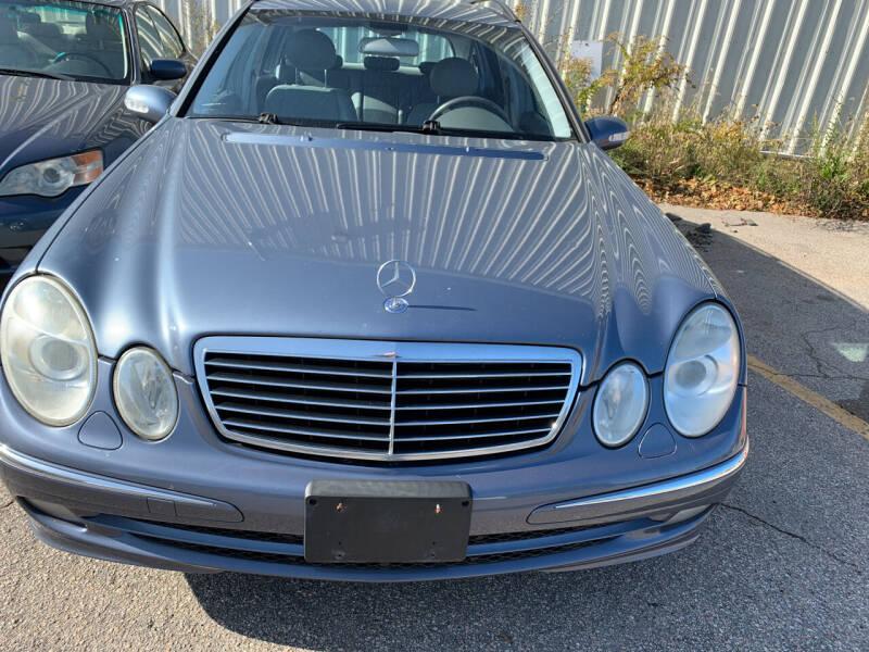 2005 Mercedes-Benz E-Class for sale at SODA MOTORS AUTO SALES LLC in Newport RI