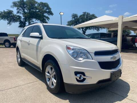 2013 Chevrolet Equinox for sale at Thornhill Motor Company in Hudson Oaks, TX