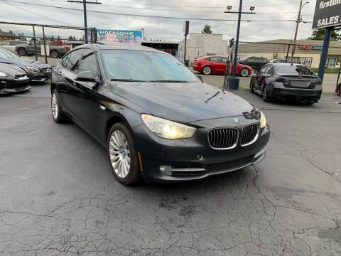 2010 BMW 5 Series for sale at First Union Auto in Seattle WA