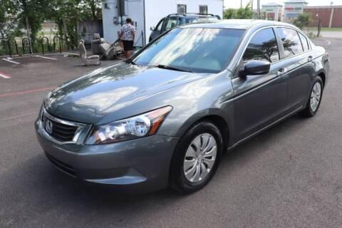 2009 Honda Accord for sale at Makka Auto Sales in Dallas TX