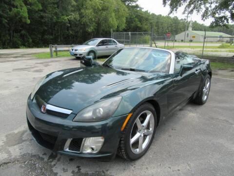 2008 Saturn SKY for sale at Bullet Motors Charleston Area in Summerville SC