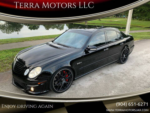 2007 Mercedes-Benz E-Class for sale at Terra Motors LLC in Jacksonville FL