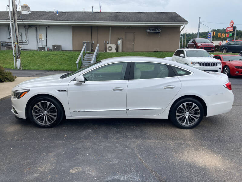 2017 Buick LaCrosse for sale at Singer Auto Sales in Caldwell OH