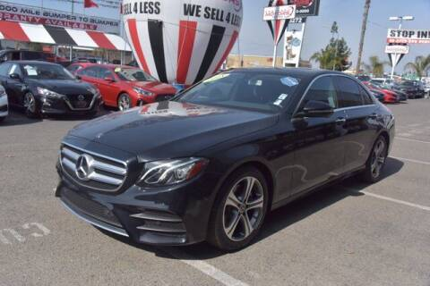 2018 Mercedes-Benz E-Class for sale at Choice Motors in Merced CA