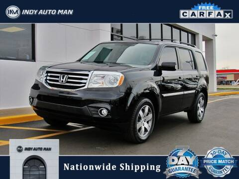 2014 Honda Pilot for sale at INDY AUTO MAN in Indianapolis IN