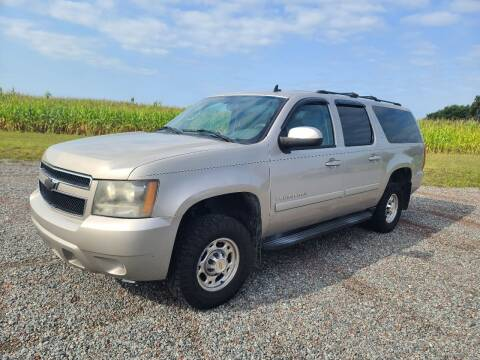 2007 Chevrolet Suburban for sale at Shinkles Auto Sales & Garage in Spencer WI