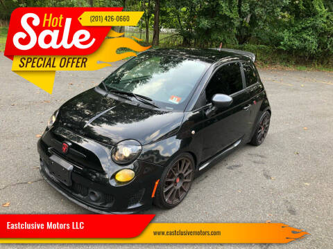 2012 FIAT 500 for sale at Eastclusive Motors LLC in Hasbrouck Heights NJ