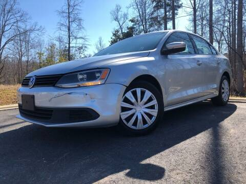 2011 Volkswagen Jetta for sale at El Camino Auto Sales in Sugar Hill GA