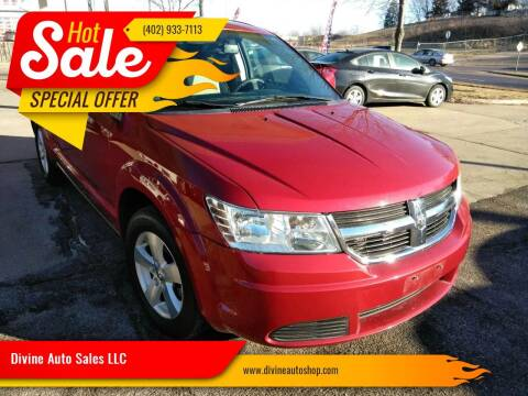 2009 Dodge Journey for sale at Divine Auto Sales LLC in Omaha NE