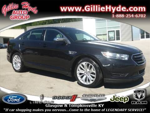 2019 Ford Taurus for sale at Gillie Hyde Auto Group in Glasgow KY