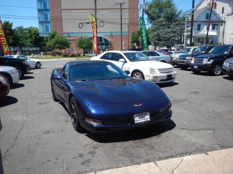 2004 Chevrolet Corvette for sale at 103 Auto Sales in Bloomfield NJ