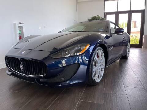 2014 Maserati GranTurismo for sale at Shedlock Motor Cars LLC in Warren NJ