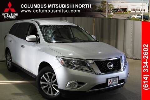 2014 Nissan Pathfinder for sale at Auto Center of Columbus - Columbus Mitsubishi North in Columbus OH