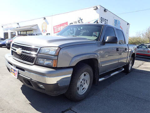 2006 Chevrolet Silverado 1500 for sale at Tommy's 9th Street Auto Sales in Walla Walla WA