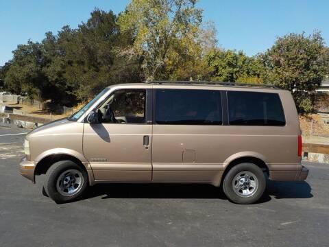 1999 GMC Safari for sale at Royal Motor in San Leandro CA