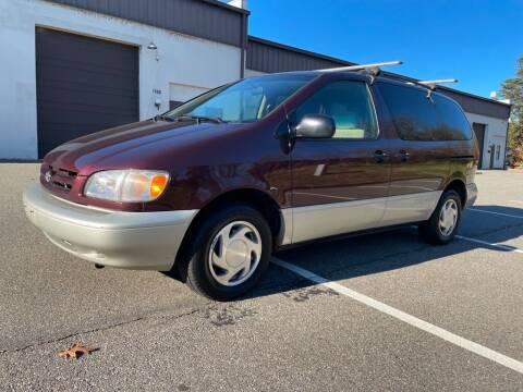 2000 Toyota Sienna for sale at Auto Land Inc in Fredericksburg VA