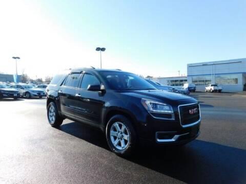 2015 GMC Acadia for sale at Radley Cadillac in Fredericksburg VA