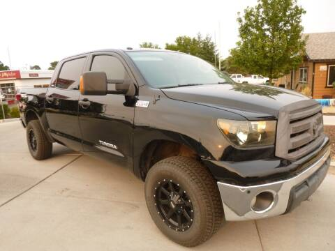 2012 Toyota Tundra for sale at Ideal Cars and Trucks in Reno NV