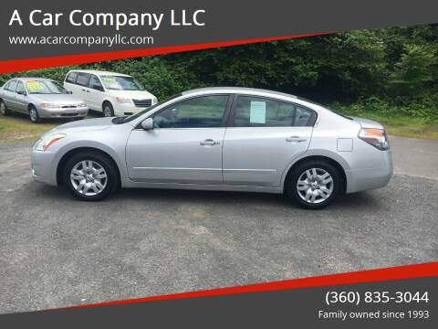 2010 Nissan Altima for sale at A Car Company LLC in Washougal WA