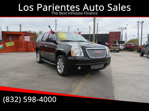 2013 GMC Yukon for sale at Los Parientes Auto Sales in Houston TX