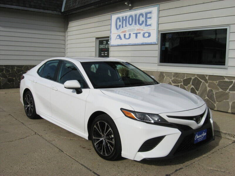 2019 Toyota Camry for sale at Choice Auto in Carroll IA