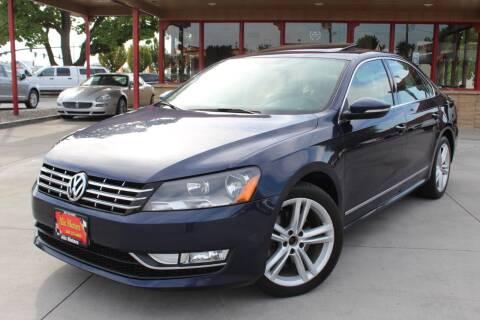 2012 Volkswagen Passat for sale at ALIC MOTORS in Boise ID