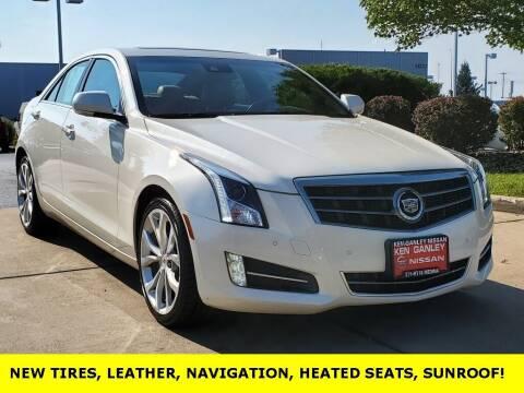 2014 Cadillac ATS for sale at Ken Ganley Nissan in Medina OH