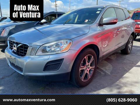 2013 Volvo XC60 for sale at Auto Max of Ventura - Automax 3 in Ventura CA