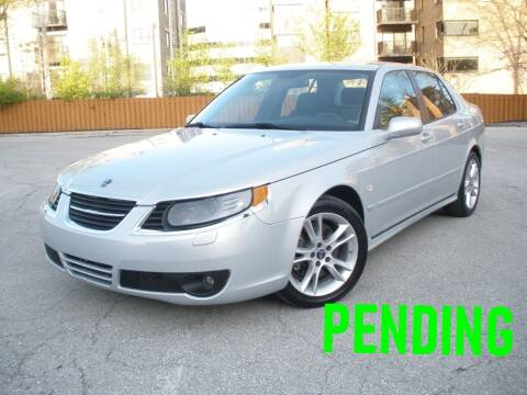 2008 Saab 9-5 for sale at Autobahn Motors USA in Kansas City MO