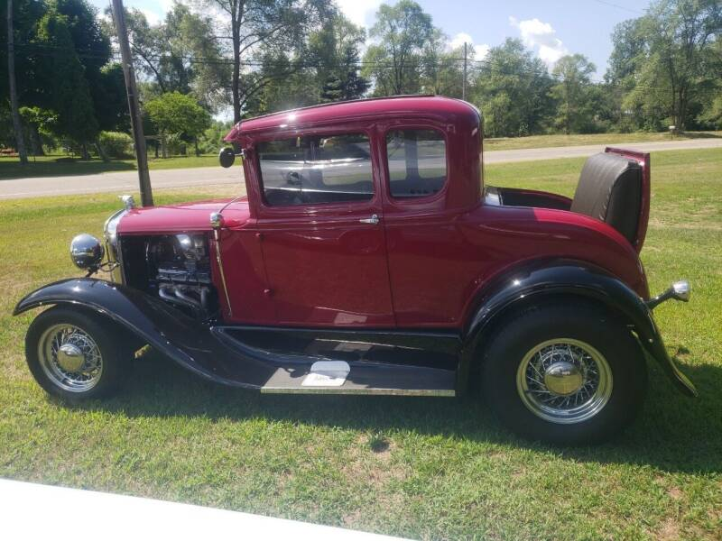 1930 Ford Model A for sale at Larrys Used Cars in Hartford MI