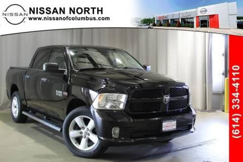 2014 RAM Ram Pickup 1500 for sale at Auto Center of Columbus in Columbus OH