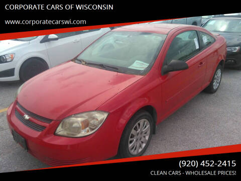 2010 Chevrolet Cobalt for sale at CORPORATE CARS OF WISCONSIN - DAVES AUTO SALES OF SHEBOYGAN in Sheboygan WI