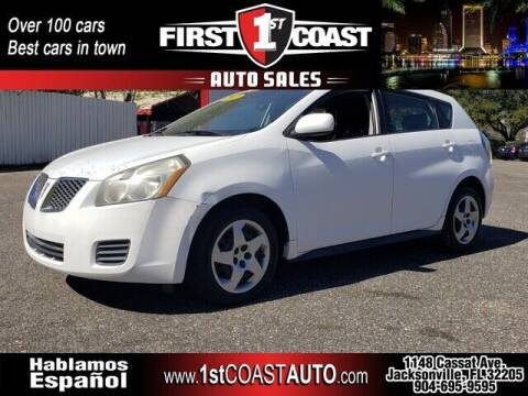 2009 Pontiac Vibe for sale at 1st Coast Auto -Cassat Avenue in Jacksonville FL